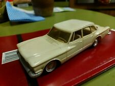 1960 Valiant Original Promo Model 125 Scale