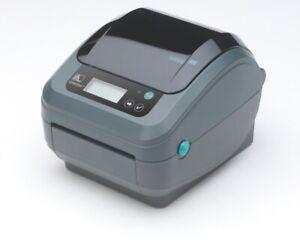 Zebra GX420d - GX42-202522-000 - Thermodirektdrucker - Labeldrucker