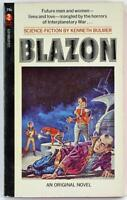 Blazon by Kenneth Bulmer 1970 Curtis Books Paperback