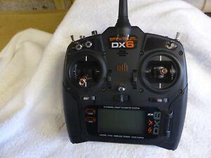 Spektrum DX6 Transmitter, Generation 2, 6-Channel, DSMX, Very Good Condition
