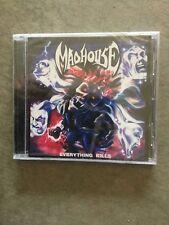 Madhouse Everything Kills Cd Detroit Metal/Rock Maiden Rare
