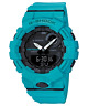 GBA-800-2A2 Casio G-Shock G-SQUAD Bluetooth® Blue GBA800-2A2