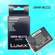 New 1200mAh Battery for Panasonic Lumix G5 G6 GH2 GH2GK FZ200 DMW-BLC12