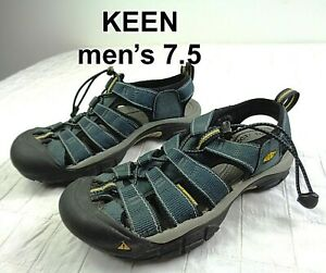 Keen Newport H2 Men's 1001938 Blue Waterproof Sports Sandals Shoes Size 7.5