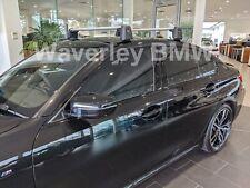 New Genuine BMW 3 Series G20 Roof Rack System Railing Carrier Set 82712457808