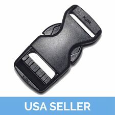 "3/4"" Side Release Buckle - Side Release Clip - 3/4 Inch, 1 Pc - USA Shipper"