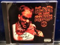 Blaze Ya Dead Homie - Self-Titled EP CD insane clown posse twiztid eminem diss