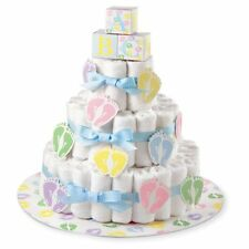 Wilton Diaper Cake Baby Shower Party Event Decoration Infant Toddler Gift New!!!