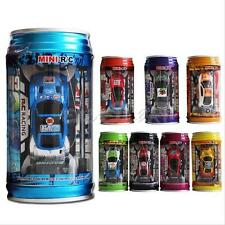 Coke Can Mini Super Speed RC Radio Remote Control Micro Racing Car Toys Gift NEW