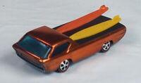 Restored Hot Wheels Redline - 1968 - Deora - Orange