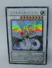 Yugioh OCG TCG Light End Dragon LE12-JP001 Ultra Japanese Ek151