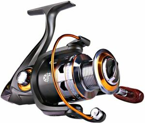 12BB Spinning Fishing Reel 5.5:1 Gear Ratio Saltwater Freshwater  3000-7000