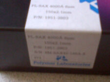 New PL-SAX 4000A, 8um 150x2.1mm strong anion exchanger column (P/N PL1951-3803)