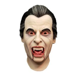 Trick or Treat Marteau Horreur De Dracula Masque Adulte Déguisement Halloween
