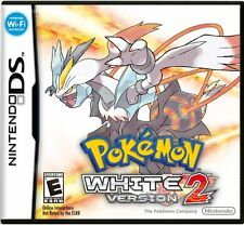 Pokemon White Version 2 [Nintendo DS DSi, Monster Catching Training, RPG] NEW