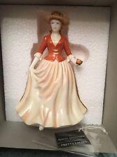 Boxed Royal Doulton Autumn Stroll Figurine HN 4588 International Collectors Club