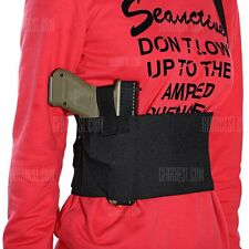 Gun Holsters Belly Band Holster Size XL 46 in wo stretching  for Concealed Carry