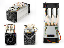 BITMAIN ANTMINER S9 BITCOIN MINER & 1600W PSU APW3 - 13.5TH/s USED WITH WARRANTY
