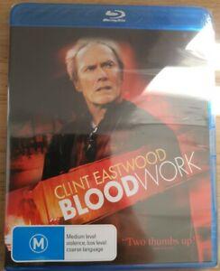 Blood Work (Blu-ray) Brand New Sealed