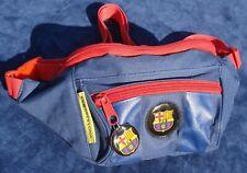 Fc Barcelona Fanny Pack Barca Belly Bag Fcb Sack Official Licensed 3 Zips Barca