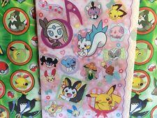 Pokemon Center Meloetta Skitty Togepi Shaymin Marill 2012 Clear File Card (plush