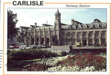 Lake District: Carlisle, Railway Station - Posted 1997