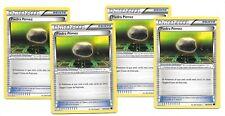 Pokemon 4 PIEDRA POMEZ 99/116 Español Float Stone PLASMA FREEZE NM Spanish x4