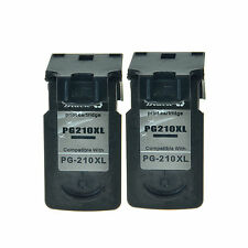 Compatible with Canon 2PK PG 210XL Black Ink for  PIXMA MP250 MX410 MX420 MP270