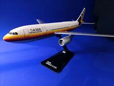Airbus a 300 stand modelo de Matthys m Verkuyl en escala 1:100