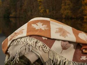 Merino Lambswool Wildlife & Country Throws - The Isle Mill - Made in Scotland