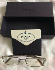 Prada Gafas De Diseñador marcos de anteojos
