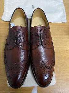 barker mens shoes size 8