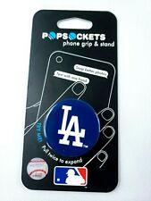 Los Angeles LA Dodgers Popsockets MLB Baseball PopGrip Officially Licensed