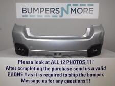 OEM 2013-2016 Subaru XV Crosstrek/Crosstrek Base/Limited/Hybrid Rear Bumper