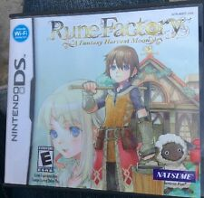 Rune Factory: A Fantasy Harvest Moon  Complete In Box