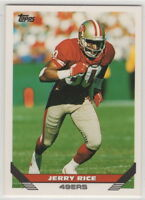 1993 Topps Football San Francisco 49ers Team Set