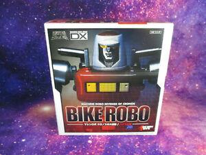 Action Toys Machine Robo Revenge Of Cronos DX Bike Robo Gobots Cy-Kill USA