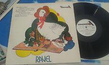 "ACE OF DIAMONDS SDD 374 - RAVEL ""Mother Goose Suite, , Le Tombeau"" ANSERMET EX+"
