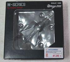 maquette 1/200 hogan wings M-series Mirage 2000-5 EC 2/2 côte d'or 50 ans BA 102