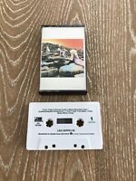 LED ZEPPELIN Houses of the Holy (1973) CASSETTE TAPE Jimmy Page Robert Plant