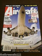 AIRCRAFT ILLUSTRATED - PARADISE BEACH - JUNE 2006
