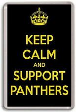 KEEP CALM AND SUPPORT PANTERS, NOTTINGHAM PANTHERS Fridge Magnet