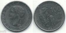 Italy Italy 100 Lire, 1979, F. a. O. Fao km#106