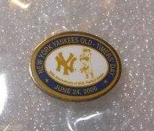 NEW YORK YANKEES STADIUM 2006 OLD TIMERS DAY 50th ANNIV PERFECT GAME NY SGA PIN