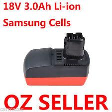 Battery For Metabo 18V 3.0Ah Samsung Li-ion Cells SBZ BSZ 18 Implus Li 6.25484