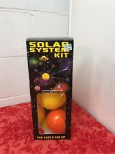 Smooth Foam Solar System Kit- New open box.