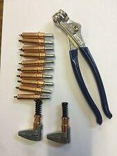 Cleco Temporary Fastener / Rivet for Body Panel Repair Work