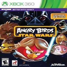 New A Great Game Angry Birds Star Wars Xbox 360 Perfect Gift For You Child Activ