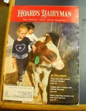HOARD'S DAIRYMAN MAGAZINE APR 25 2011 NATIONAL DAIRY FARM HEAT KILLS COWS