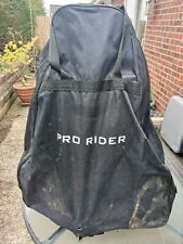 Pro Rider Golf Trolley / Project: Needs new battery and TLC.